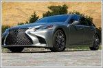 First Drive - Lexus LS350 V6 3.5 (A)