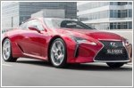 Car Review - Lexus LC500 5.0 (A)