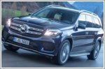 The Mercedes GLS is the big daddy of the family