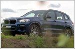 First Drive - BMW X3 xDrive20d M Sport
