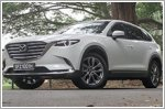 Car Review - Mazda CX-9 2.5 2WD Turbo (A)