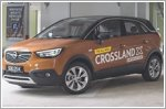 The Opel Crossland X is a bite-size surprise