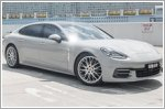 Car Review - Porsche Panamera 4 PDK 3.0 Executive (A)