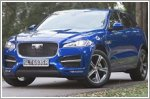 Car Review - Jaguar F-PACE 2.0 R-Sport (A)