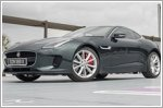 Car Review - Jaguar F-TYPE Coupe 2.0 (300PS) (A)