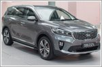 Car Review - Kia Sorento Diesel 2.2 GT Line 4WD 7-Seater (A)