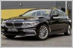 Car Review - BMW 5 Series Sedan 520i Luxury (A)