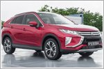 Mitsubishi Eclipse Cross is a perky soft-roader
