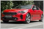 Car Review - Kia Stinger 3.3 GT V6 (A)