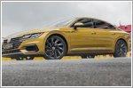 The Arteon reinvents Volkswagen luxury