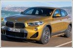 First Drive - BMW X2 xDrive20d M Sport X (A)