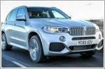 First Drive - BMW X5 Plug-in Hybrid xDrive40e iPerformance (A)
