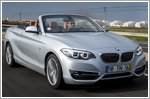 First Drive - BMW 2 Series Convertible 218i Luxury (M)
