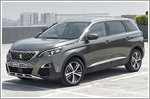 The Peugeot 5008 is both cool and practical