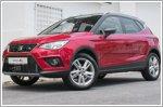 Car Review - Seat Arona 1.0 EcoTSI DSG FR (A)