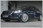 Mercedes-Benz S-Class is a lustrous limo