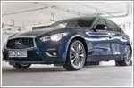 Facelift - Infiniti Q50 2.0T Sensory with ProACTIVE (A)