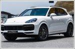 First Drive - Porsche Cayenne Turbo 4.0 (A)