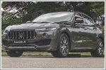 Car Review - Maserati Levante S 3.0 V6 GranLusso (A)