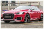 New Audi RS5 Coupe is a stoic slayer