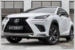 Updated Lexus NX gives you the best of everything