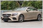 Car Review - Mercedes-Benz E-Class Coupe E300 (A)