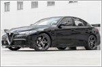 Car Review - Alfa Romeo Giulia 2.0 Veloce (A)