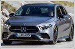 First Drive - Mercedes-Benz A-Class A250 Edition