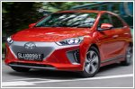 Car Review - Hyundai Ioniq Electric 5-door Sunroof (A)