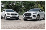 Comparison - Jaguar E-PACE 2.0 First Edition & Volvo XC40 T5 Momentum