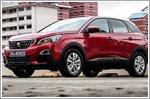 Car Review - Peugeot 3008 1.2 PureTech EAT6 Active (A)
