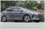 Facelift - Hyundai Ioniq Hybrid 1.6 GLS Sunroof (A)