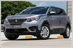 Car Review - Peugeot 5008 1.2 PureTech EAT6 7-Seater (A)