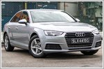 Car Review - Audi A4 2.0 TFSI S tronic (A)