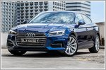 Car Review - Audi A5 Sportback 2.0 TFSI S tronic Design (A)