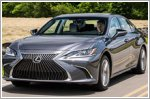 First Drive - Lexus ES250 2.5 Luxury (A)