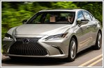 First Drive - Lexus ES300h 2.5 Luxury (A)