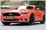 Car Review - Ford Mustang 2.3 Ecoboost (A)