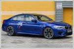 Car Review - BMW M Series M5 Sedan 4.4 (A)