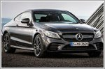 First Drive - Mercedes-Benz C-Class Coupe C43 AMG 4MATIC (A)