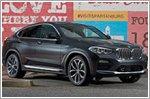 First Drive - BMW X4 xDrive30i (A)