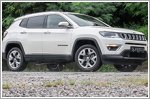 New Jeep Compass is a comfortable people mover