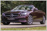 Car Review - Mercedes-Benz E-Class Cabriolet E200 (A)