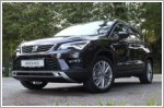 The Seat Ateca packs ample standard features