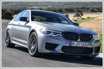 First Drive - BMW M Series M5 Competition 4.4 (A)