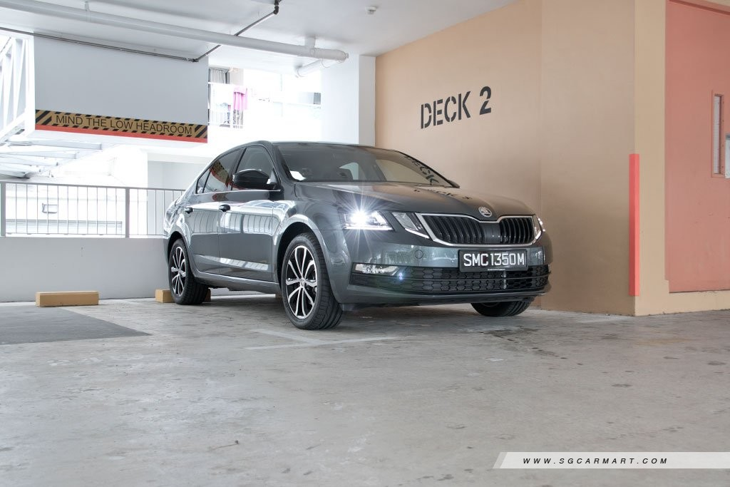 car review - skoda octavia 1.0 tsi ambition plus (a) | photo gallery