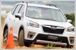First Drive - Subaru Forester 2.0 i-S EyeSight
