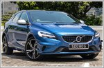 Car Review - Volvo V40 T4 R-Design (A)