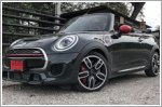 First Drive - MINI John Cooper Works Convertible 2.0 (A)