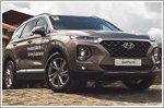 First Drive - Hyundai Santa Fe 2.2 R CRDi GLS (A)
